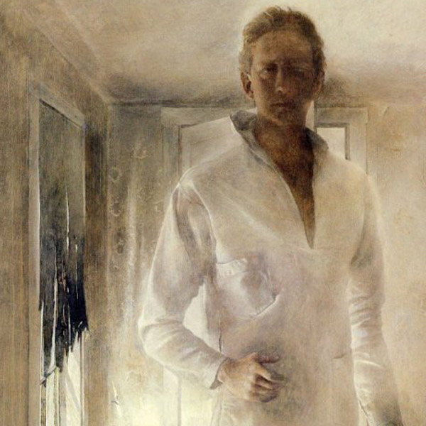 "One's art goes as far and as deep as one's love goes."" - Andrew Wyeth, painter"
