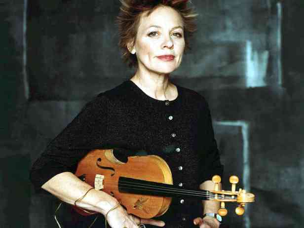 """Art is about paying attention.""  -Laurie Anderson, artist, performance artist, writer, musician"