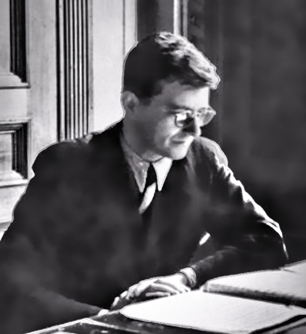 """""""A creative artist works on his next compostiion because he was not satisfied with his previous one."""" -Dmitri Shostakovich, composer"""