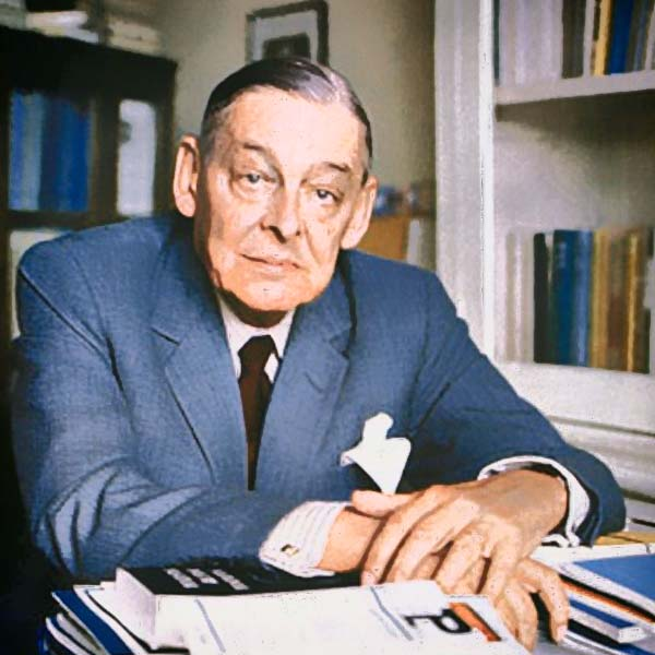 ts eliot research papers Ts eliot love story order description course requirements: research paper the 4-6 page research paper will be a study of one of the works in our textbook you.