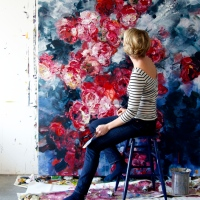 """""""Brushstroke and colour are key. The subject doesn't matter after that."""""""
