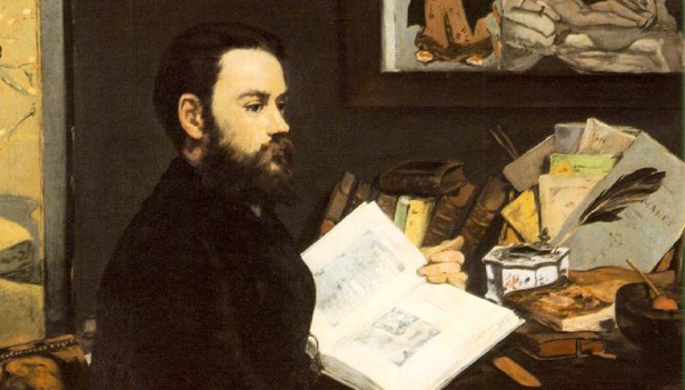 Manet-Portrait-of-Zola