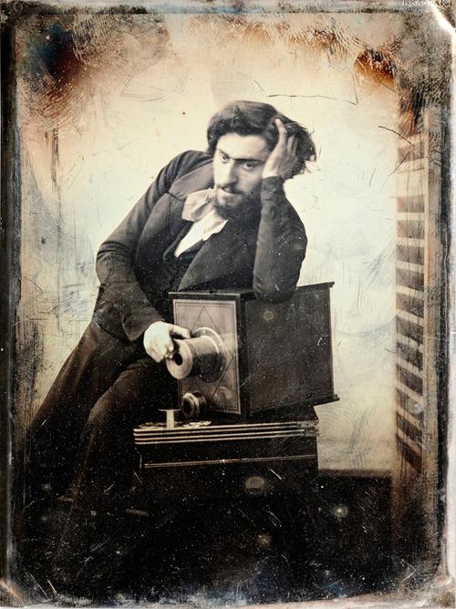 Autoportrait 1848