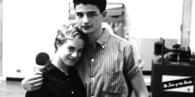 Carol King and Gerry Goffin