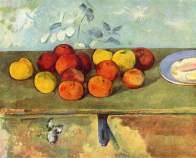 Paul Cezanne, Still life