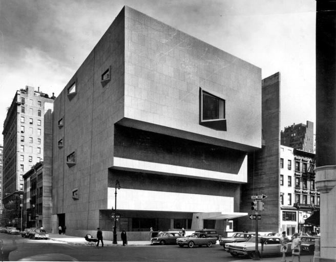Breuer, Whitney Museum