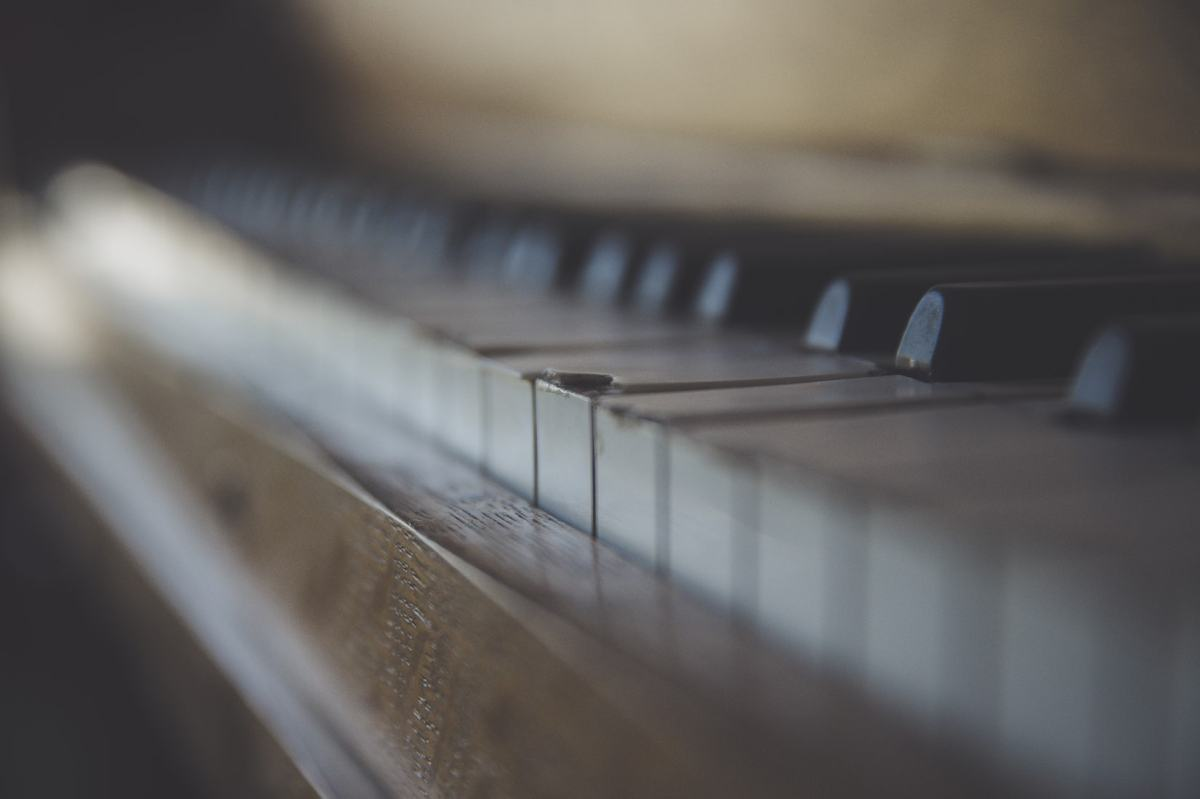 """Beethoven... upon going deaf, discovered he could affix a metal rod to his piano and bite down on it while..."""