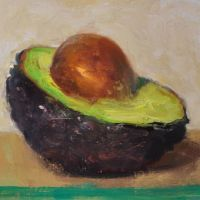 """the avocado is a food without rival... the veritable fruit of paradise"""